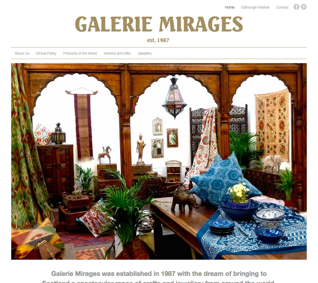 galerie mirages
