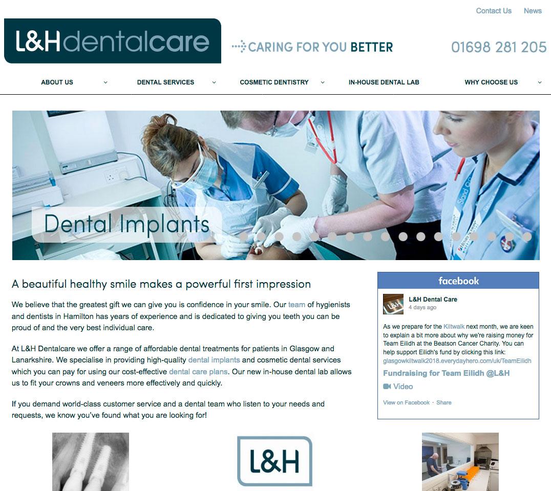 L&H dentalcare