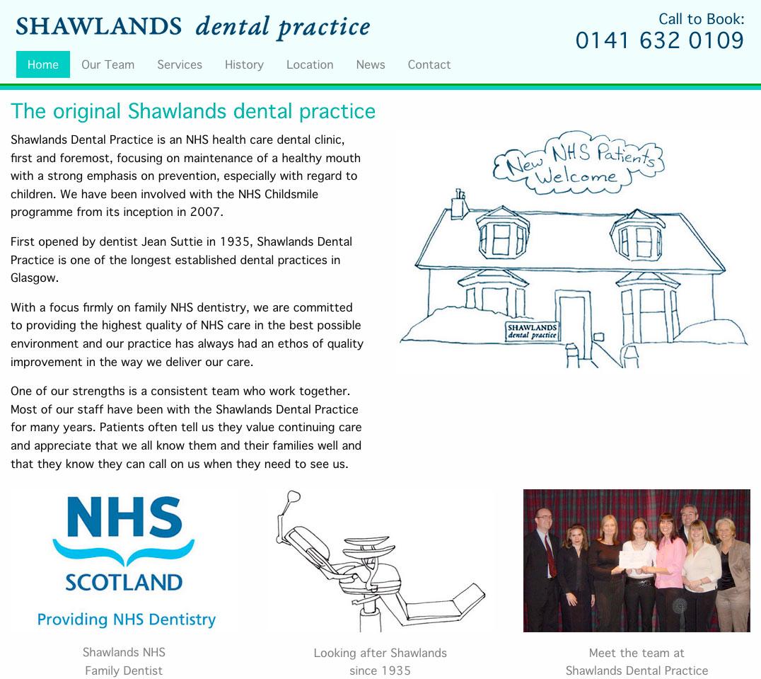 shawlands dental practice