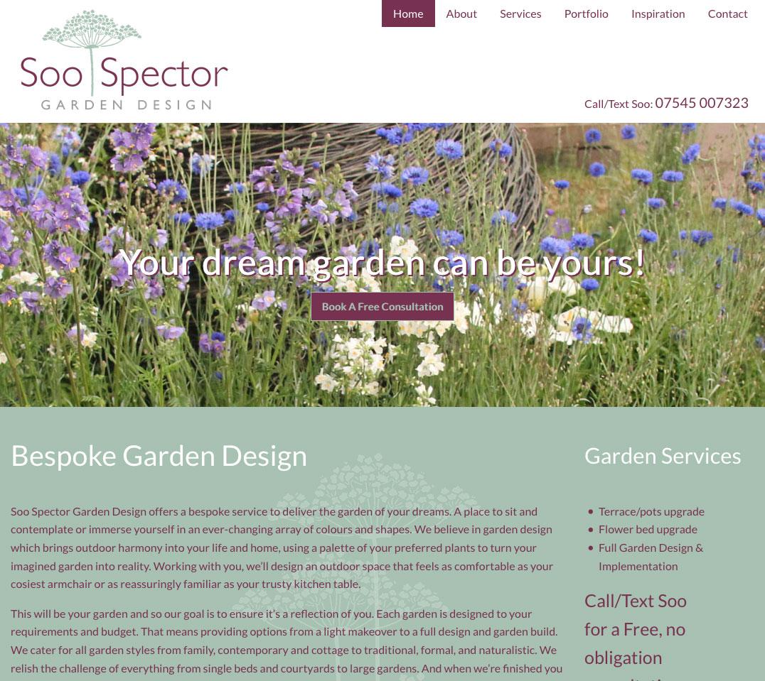 soo spector gardens